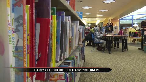 St. Joseph County Public Library launches early literacy program